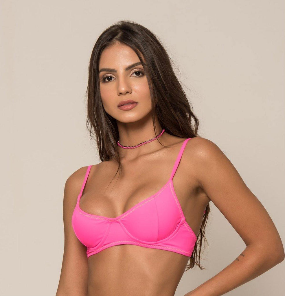 Top Lali Pink - PARAPHINA | Beachlifestyle