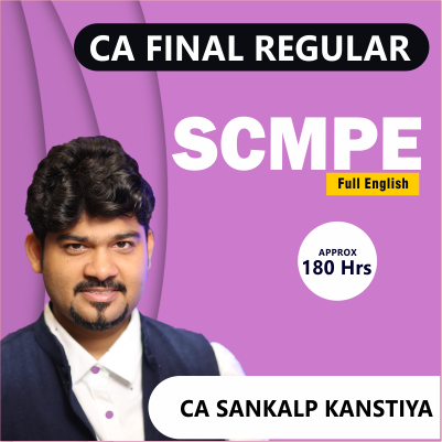 CA FINAL SCMPE_Regular Course (English) (P5)