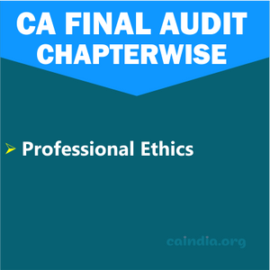 CA Final Audit_Category 3(Regular Course)