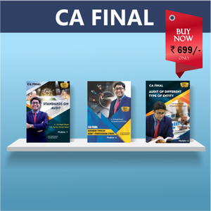 CA FINAL AUDIT COURSE BOOK (Hard Copy- Rs200 Discount)