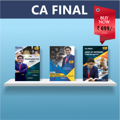CA FINAL AUDIT COURSE BOOK