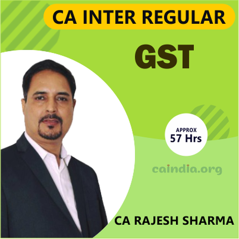 CA Inter GST_Full Course