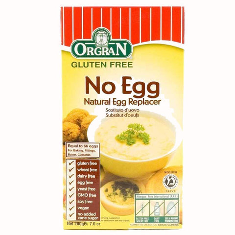Orgran - Egg Replacer 200 G