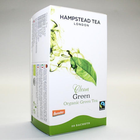 Hampstead Tea - Clean Green 20 Bags
