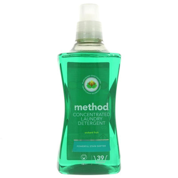 Method - Laundry Liquid - Concentrated 1.56l