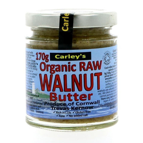 Carley's - Raw Walnut Butter 170g