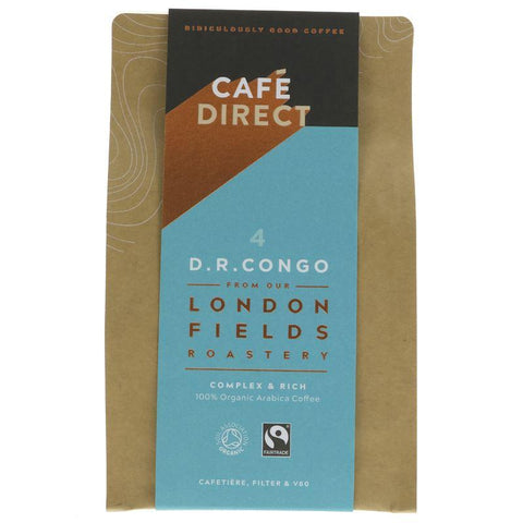 Cafedirect (london Fields) - D.r. Congo 200g