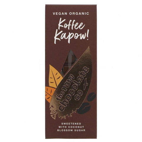 The Raw Chocolate Co - Koffee Kapow 38g