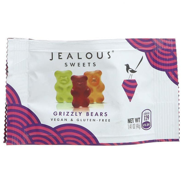 Jealous Sweets - Grizzly Bears 40g