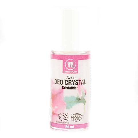 Urtekram - Rose Crystal Deodorant 50ml