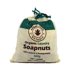 Green Frog Botanic - Laundry Soap Nuts - 500g Bag 500g