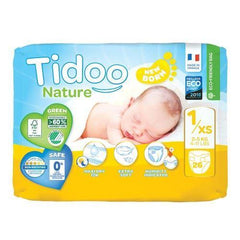 Tidu - Tidoo  Compostable Wipes - Natural Perfume 58s