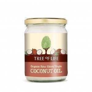 Tree Of Life - Tree Of Life  Organic Odourless Coconut Oil 500ml