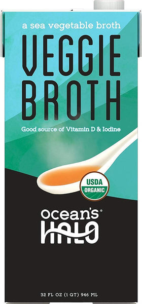 Arbantis Ltd - Oceans Halo  Organic Sea Veggie Broth 946ml