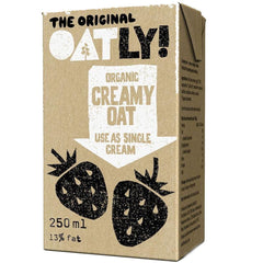 Oatly - Cream - Dairy Free 250ml