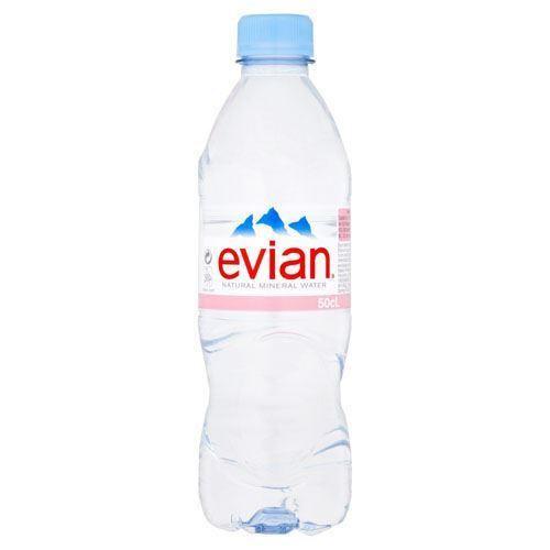 Evian - Mineral Water 500ml