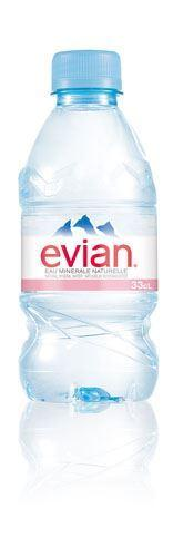 Evian - Mineral Water 330ml