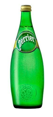 Perrier - Natural Mineral Water 750ml