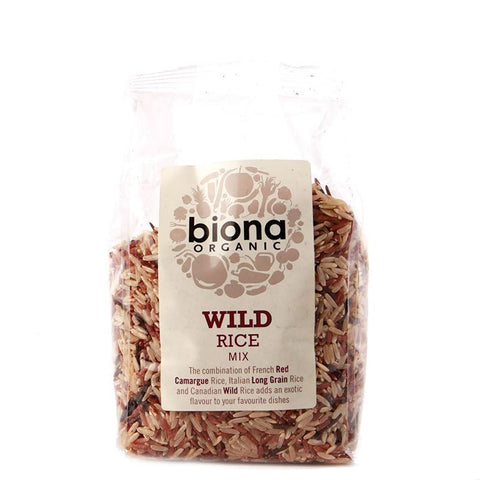 Biona - Wild Rice Mix Organic 500g