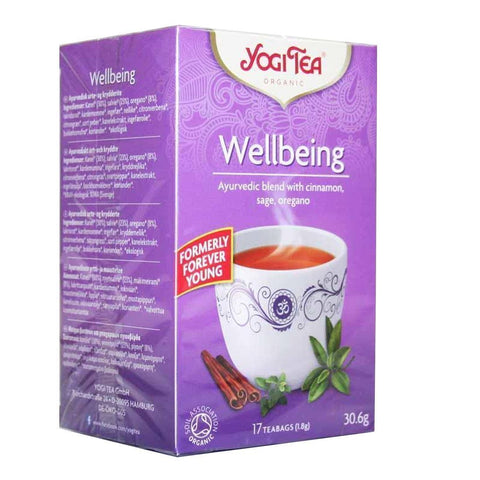 Yogi Tea - Wellbeing 17 Bags