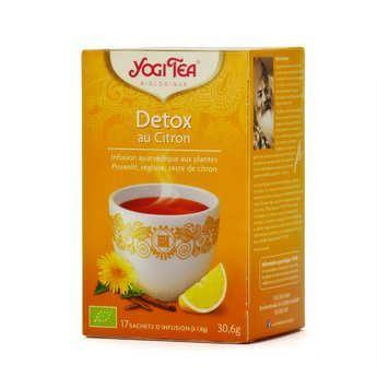 Yogi Tea - Detox Dandelion With Lemon 17 Bags