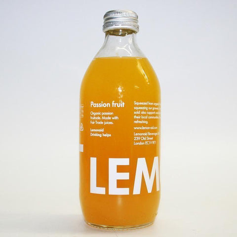 Lemonaid Beverages - Lemonaid Passion Fruit 330ml