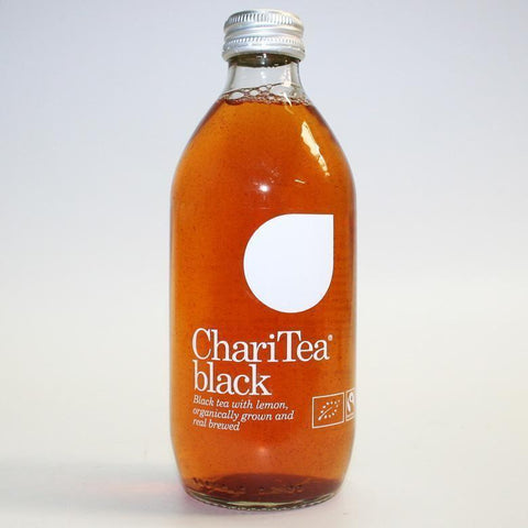 Charitea - Charitea Black 330ml