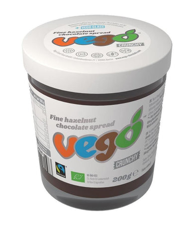 Vego - Hazelnut Chocolate Spread 200g