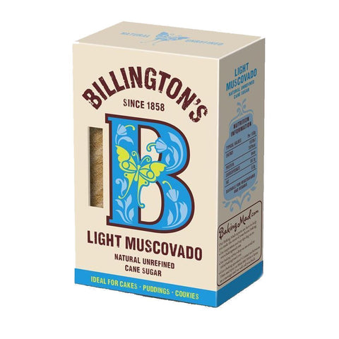 Billingtons - Sugar - Light Muscovado 500 G
