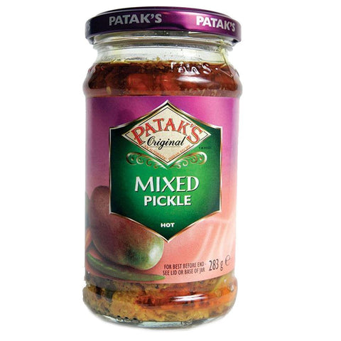 Pataks - Mixed Pickle 283g