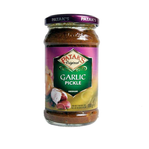 Pataks - Garlic Pickle 300g