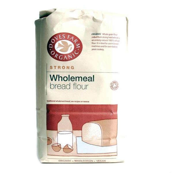 Doves Farm - Strong Wholemeal Bread Flour 1.5kg