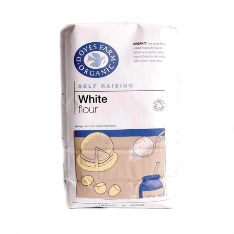 Doves Farm - White Self Raising Flour 1kg