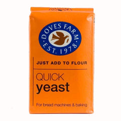 Doves Farm - Quick Yeast - 2 x 8 x 125g