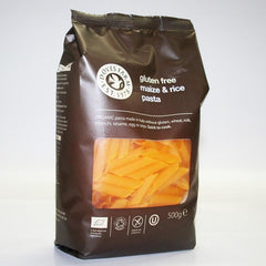 Doves Farm - Organic Maize/rice Penne Pasta 500g