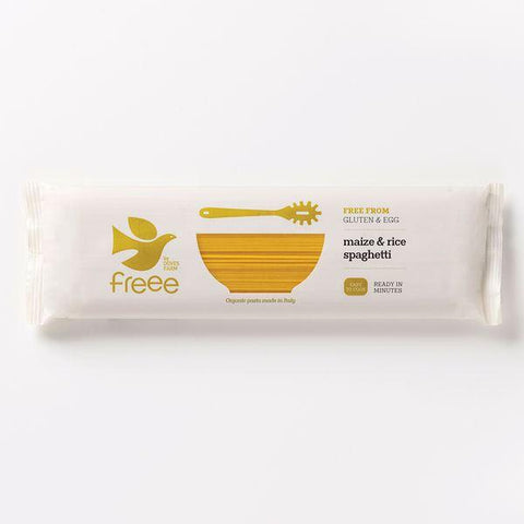 Doves Farm - Organic Maize/rice Spaghetti 500g