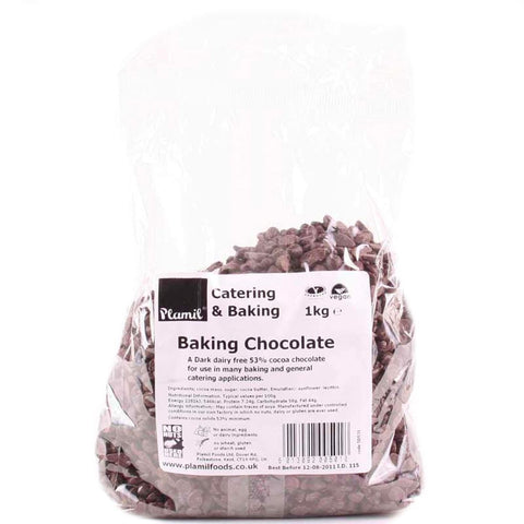 Plamil - Baking Chocolate 1kg