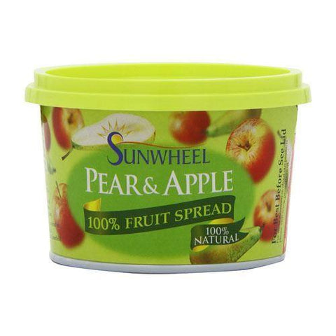 Sunwheel - Pear & Apple Spread 300g