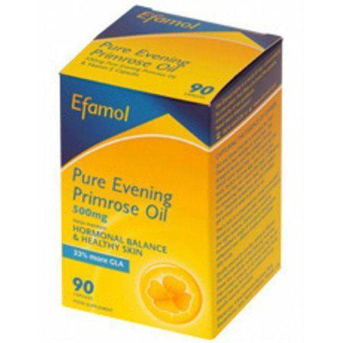 Efamol - Efamol 500mg Evening Primrose Oil - For Women 90s