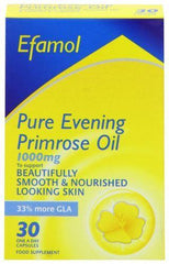 Efamol - Efamol 1000mg Evening Primrose Oil - For Women 30s