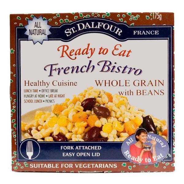 St Dalfour French Bistro - Whole Grain With Beans 175g