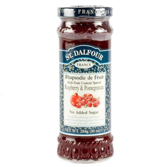 St Dalfour - Raspberry & Pomegranate Spread 284g