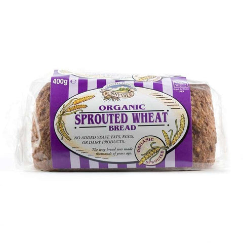 Everfresh Natural Foods - Sprouted Wheat Bread 400g
