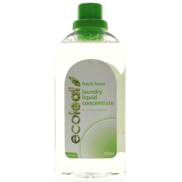 Ecoleaf - Laundry Liquid - Concentrate 750ml