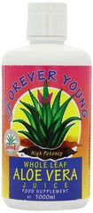 Forever Young - Whole Leaf Aloe Vera Juice 1ltr