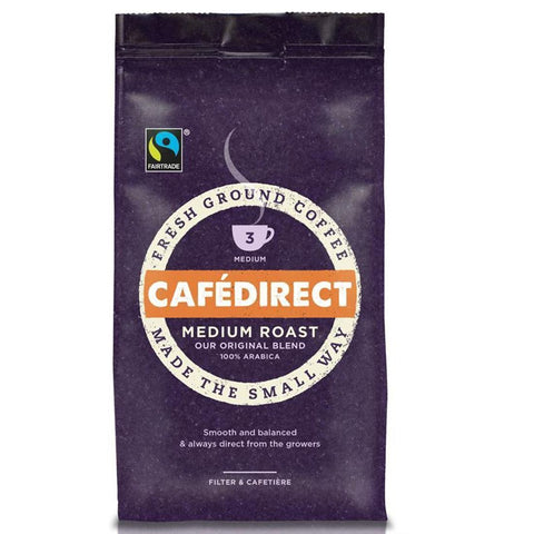 Cafedirect - Smooth Roast 227g