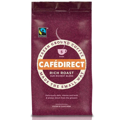 Cafedirect - Intense Roast 227g