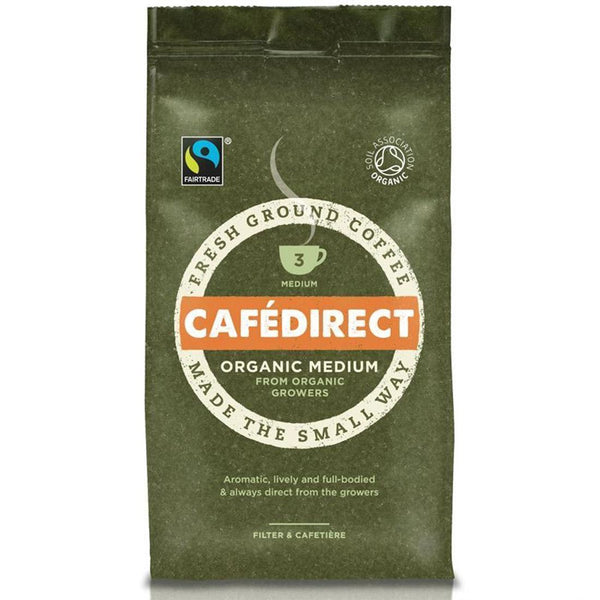 Cafedirect - Organic Roast 227g
