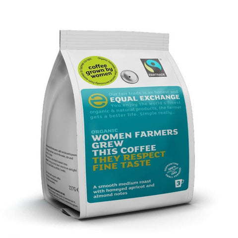 Equal Exchange - Women Grew This- Ground Coffee 227g