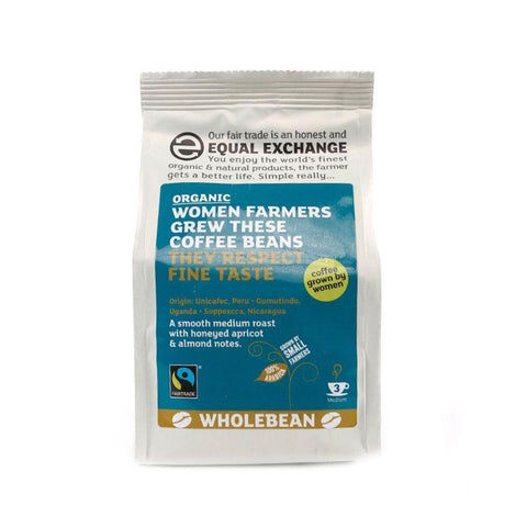 Equal Exchange - Women Grew This - Coffee Beans 227g